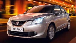 Maruti Suzuki Baleno pips Swift Dzire & WagonR to become second largest selling car in March 2017