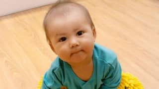 Singing calms babies longer than talking: study
