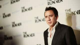 Nicolas Cage admits he turned down lead role in The Lord of the Rings