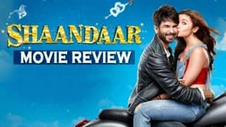 Shaandaar movie review: Here's what critics have to say about Shahid Kapoor, Alia Bhatt starrer