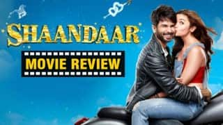 Shaandaar movie review: Shahid Kapoor, Alia Bhatt's dreamy romance & Pankaj Kapur are the only highlights
