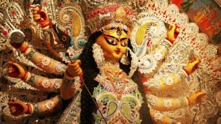 African nation issues stamp on Durga Puja