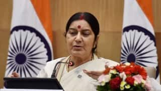 Sushma Swaraj: Indian woman's hand chopped incident: It's unacceptable