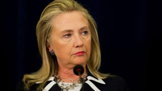Hillary Clinton gave Bill Clinton a black eye in White House: book