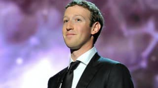 Lobbying for net neutrality, working on open framework: Mark Zuckerberg