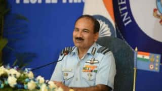 Resurgence of violence a concern for India: IAF chief Marshal Arup Raha