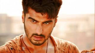 Arjun Kapoor hates the word 'replacing'