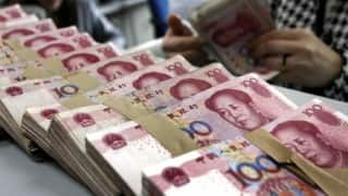IMF sees little room for dramatic depreciation of yuan