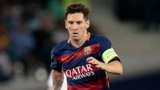 Lionel Messi magic leaves Arsenal spellbound