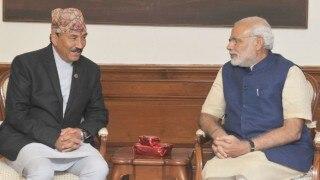 Narendra Modi meets Nepalese Deputy Prime Minister Kamal Thapa, Oli says crisis will end