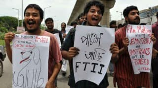 Information and Broadcasting officials, FTII students begin fourth round of talks
