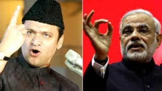 Bihar Asesmbly polls: Akbaruddin Owaisi blames Narendra Modi for Gujarat riots, dares Giriraj Singh to send him to Pakistan