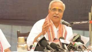 RSS general secretary Bhaiyyaji Joshi: Violence not acceptable