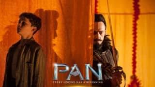 Movie Review: Pan - Staid, but appealing, Rating - ***