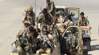 Fighting as Afghan forces struggle to oust Taliban from Kunduz