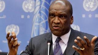 Ban orders probe over graft claims against ex UNGA president John Ashe