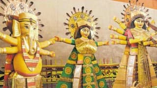 Tripura's unique Durga Puja is 500 years old and funded by state