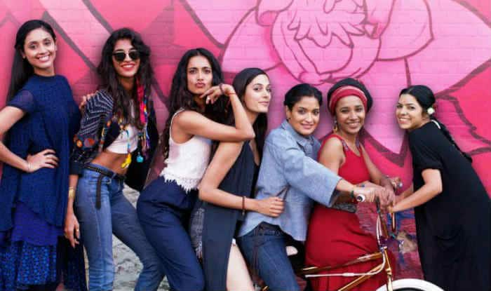 Watch Angry Indian Goddesses (2015) Movie Online