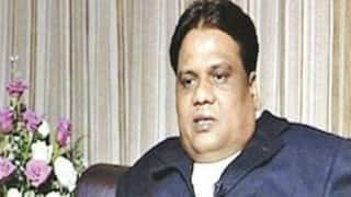 Mafia don Chhota Rajan held in Indonesia