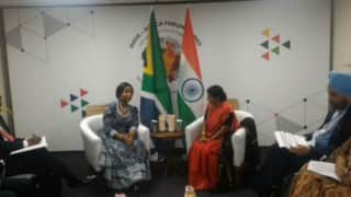 Sushma Swaraj: India, Africa can't be excluded from UN Security Council