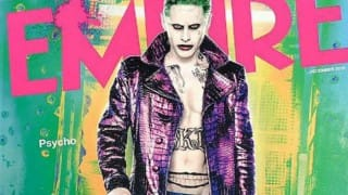 New look of Jared Leto's Joker in Suicide Squad
