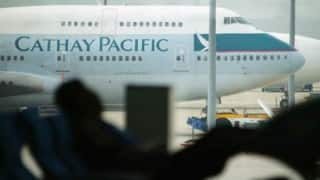 Cathay Pacific suspends flights over Iran after missile warning