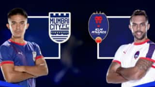Mumbai beat Delhi 2-0   Live Score Updates Mumbai City FC vs Delhi Dynamos, Indian Super League (ISL) 2015 Match 18