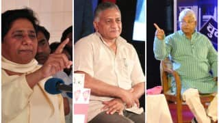 Opposition gives tough time to V K Singh, slams for his comment; AAP files complaint under SC/ST act