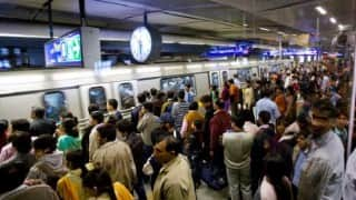 Two arrested with pistol at Delhi Metro station