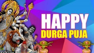 Durga Puja 2015: Best Durga Puja SMS, Shayari, WhatsApp Messages to Wish Happy Durga Puja greetings!