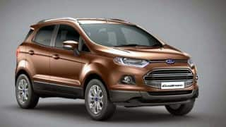 2015 Ford EcoSport facelift launched: Price in India starts at INR 6.79 lakh