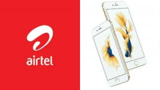 Airtel offers freebies worth Rs 15,000 with iPhone 6s, 6s Plus
