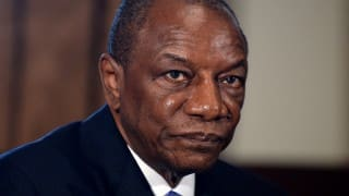 Guinea president wins second term, opponent vows to protest