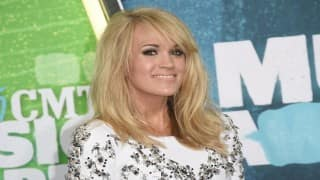 Carrie Underwood scrapped baby name Christian post 'Fifty Shades Of Grey'