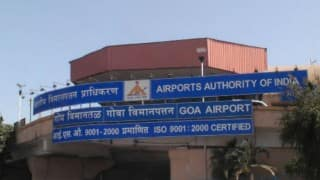 Israeli with cartridges held at Goa airport