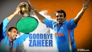 Zaheer Khan - A trailblazer who cemented place among Indian greats
