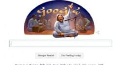 Google Doodle celebrates Nusrat Fateh Ali Khan's 67th birthday!