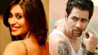 Bigg Boss 9 Jodi Aman Verma and Kishwar Merchant: Two popular faces of small screen industry are together