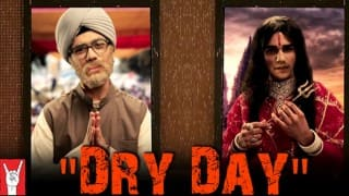 Y-Films' Dry Day song by Jumbo Jutts: Hilarious take on 'no alcohol sale' on national holidays!