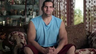WWE star Khali stars in funny Ambuja Cement advertisement