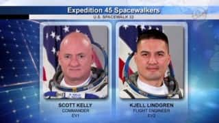 International Space Station: 2 astronauts spacewalk to perform maintenance (Videos)
