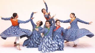 Kathak Dancer Madhu Nataraj Builds Upon her Mother's Legacy Through a Bangalore-Based Dance Troupe
