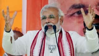 With no mention of Dadri, PM Narendra Modi sends out a stern message to communal forces