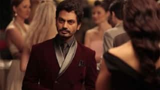 Nawazuddin Siddiqui : Lucky to be sharing screen space with Amitabh Bachchan