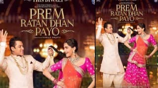 Sonam Kapoor and Salman Khan's cute romance is Prem Ratan Dhan Payo new poster all about!