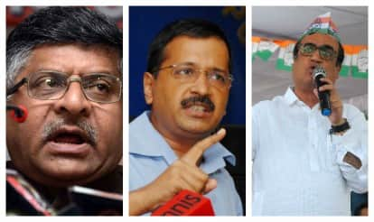 Asim Ahmed Khan sacked: Congress, BJP take jibe at Arvind Kejriwal