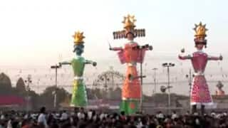 Story of Dussehra - Victory of good over evil (Video)