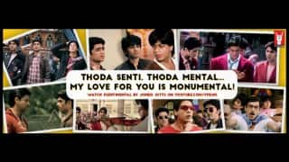 Shah Rukh Khan birthday: Fan tribute song Senti Mental by Jumbo Jutts makes you love SRK even more!