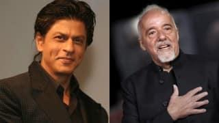 Shah Rukh Khan & Paulo Coelho engage in fun Facebook conversation on SRK movies Coelho should watch!