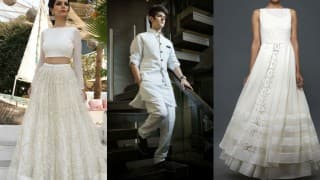 Navratri 2015, Outfit of the Day 7: Ways to look fabulous in White
